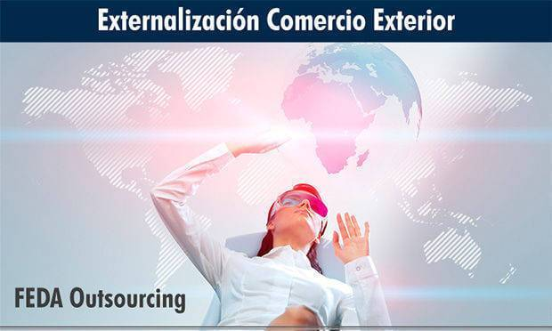 Área Internacional de FEDA. Outsourcing